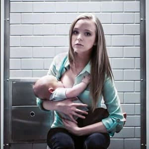 Public Toilet – Breast Feeding